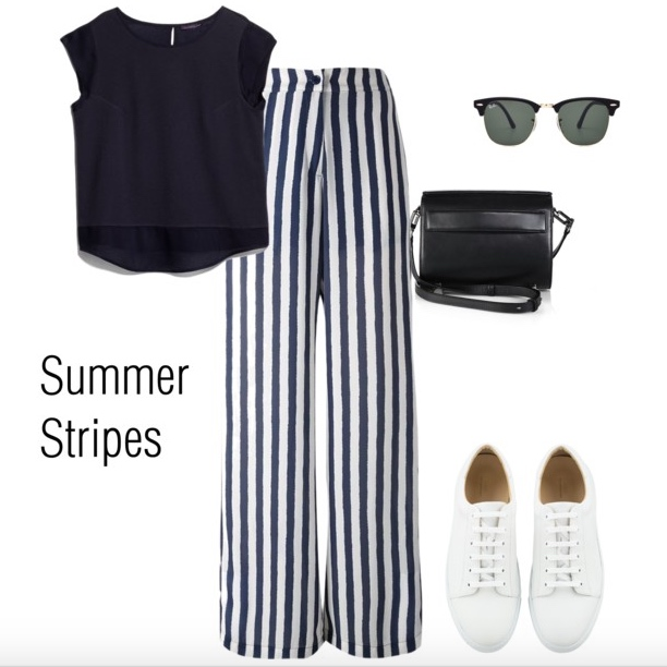 Dress & Toast - Summer Stripes