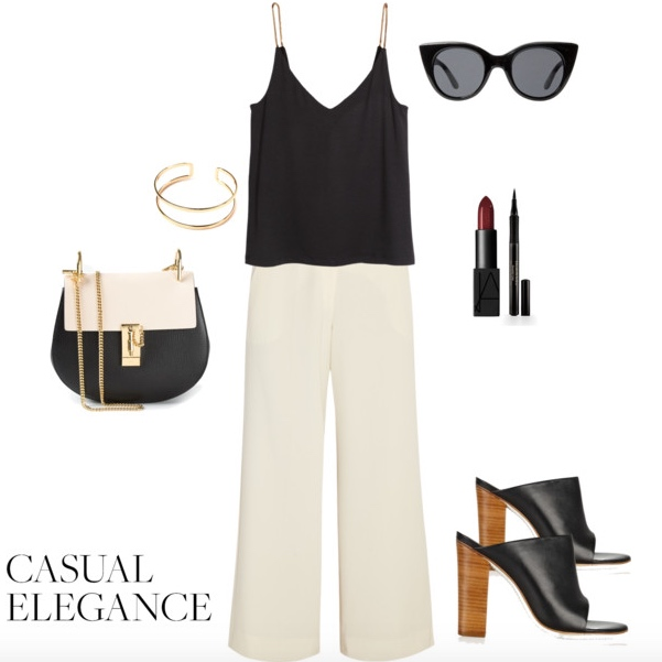 Dress & Toast - Casual Elegance