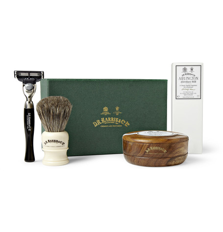 Le kit de rasage Dr HARRIS - 155 €